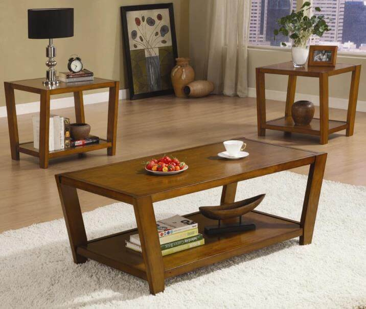 3 Piece Occasional Table Sets 2