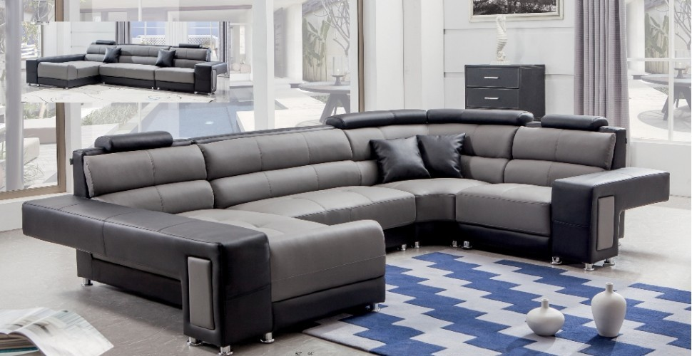 S172 Sectional All Nations Furniture