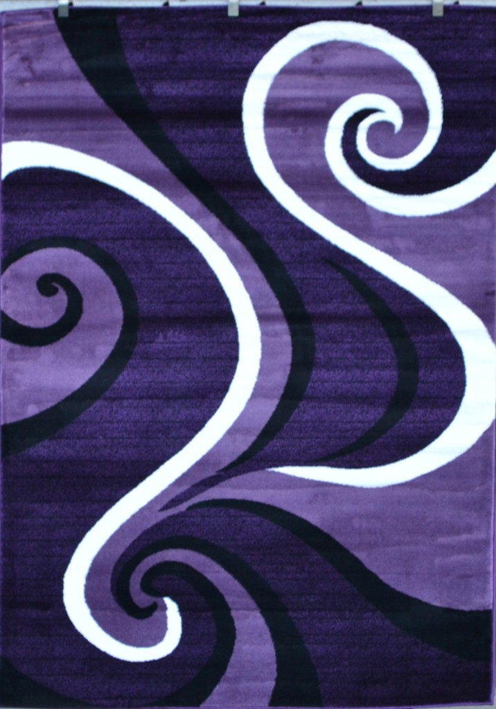 4817a Purple Purple Platinum Rug All Nations Furniture